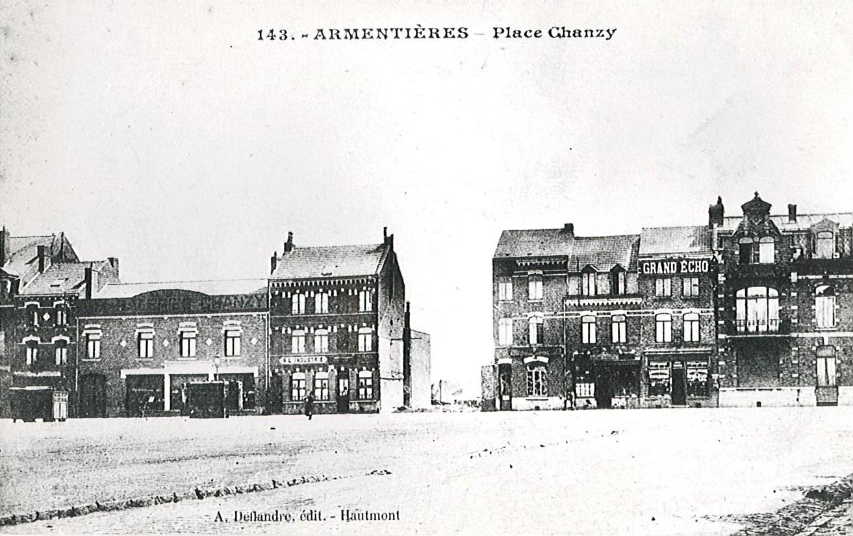 Cafe Grand Place De Saint Amand Les Eaux